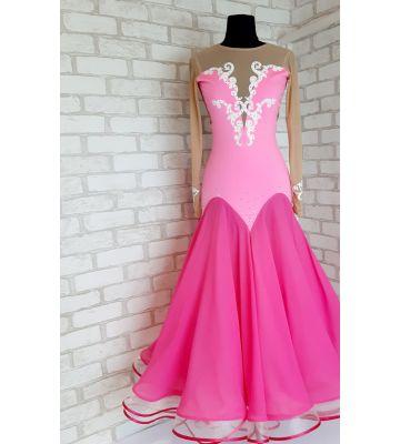 Сукня для стандарту № 745/1