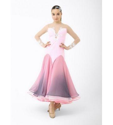 Платье для стандарта № 745/1