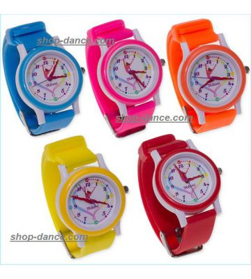 Часы с гимнасткой Tuloni T0204-1