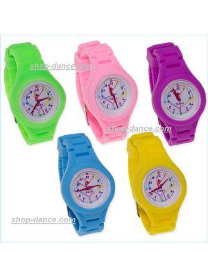 Часы с гимнасткой Tuloni T0204-2