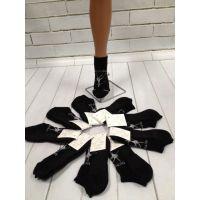 Носки гимнастические черные утепленные