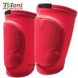 Наколенники (пара) гимнастические Tuloni мод. KPS розовые