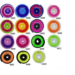 Скакалка многоцветная NEW ORLEANS Pastorelli нейлон, 3м