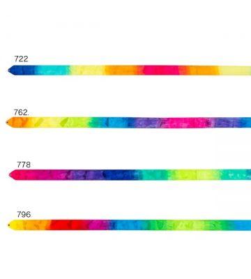 Стрічка з переходом кольору градієнтна Chacott 4м