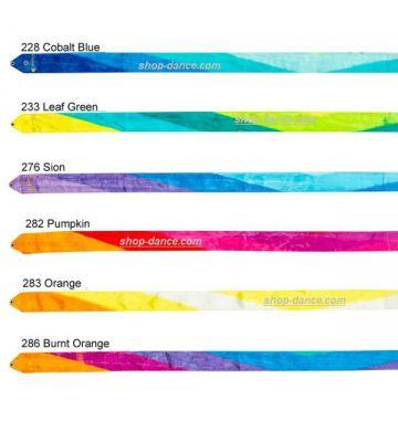 Лента с переходом цвета градиент Chacott (0091)