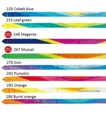Лента с переходом цвета градиент Chacott (7)