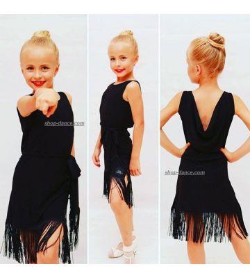 Платье с хомутом J.E.M.