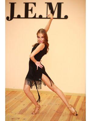 Сукня Lt з бахромю J.E.M.