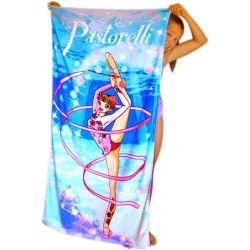 Рушник пляжний Pastorelli з гімнасткою