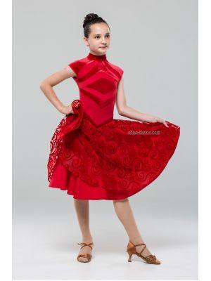 Сукня для бальних танців №881