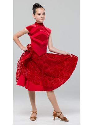 Плаття для бальних танців №881