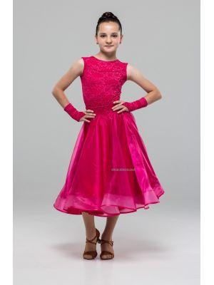 Сукня для бальних танців №883