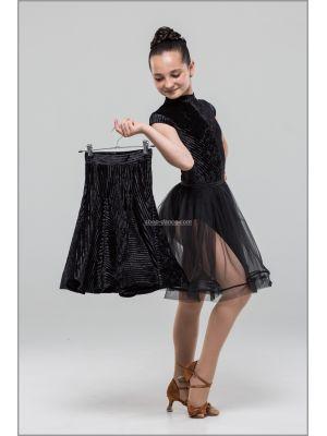Сукня для танців №884 (з під'юбником)