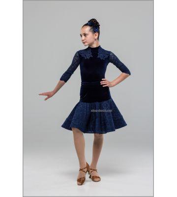Платье для бальных танцев №888