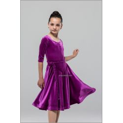 Платье для бальных танцев №889