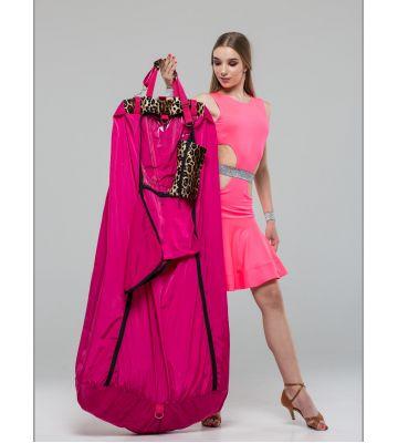Чехол-портплед для платьев большой 120 см.
