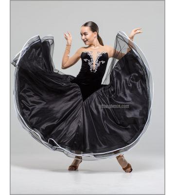Платье для стандарта St №746
