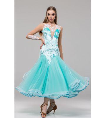 Сукня для стандарту St №747