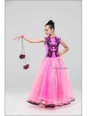 Платье для стандарта St №749
