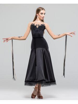 Сукня для стандарту St №7701 Голд