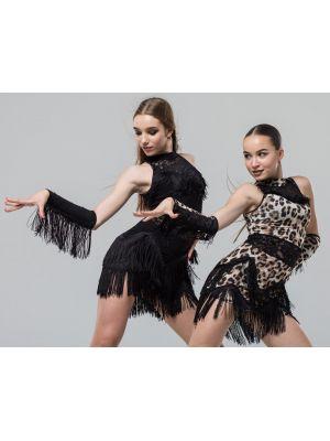 Плаття (сарафан) танцевальное №229 (масло)