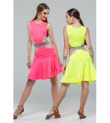 Сукня для латини № 233 (біфлекс, спорт)