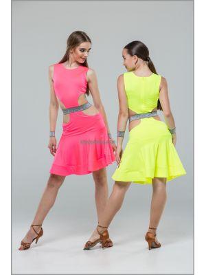 Сукня для латини № 233 (бифлекс, спорт)