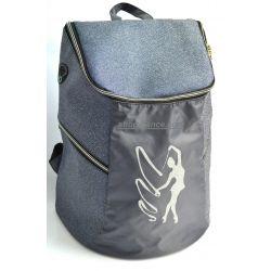 Рюкзак гимнастический (с откр. верхом джинс)