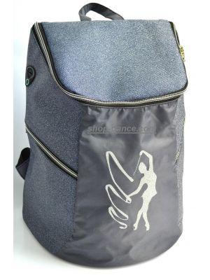 Рюкзак гімнастичний (з відкр. верхом джинс)