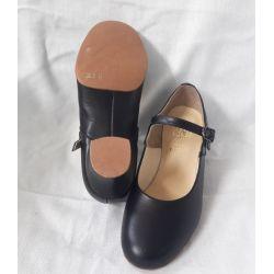 Туфлі з роздільною підошвою для народних танців  Club Dance: 84102 (Н-4)
