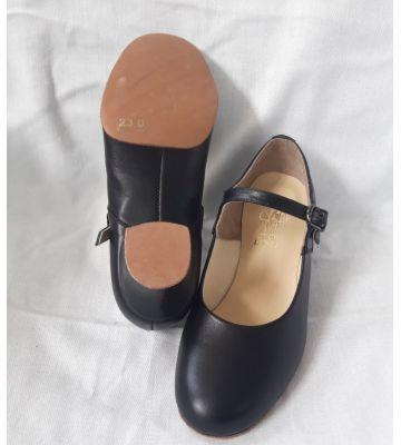 Туфли с раздельной подошвой для народных танцев Club Dance: 84102 (Н-4)