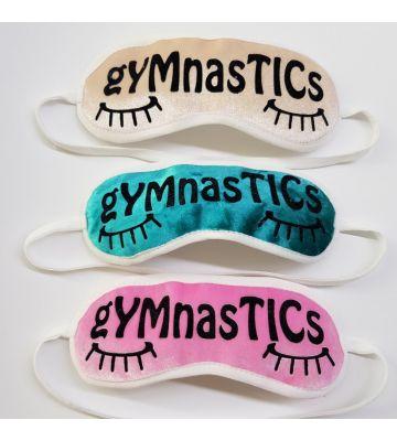 Повязка на глаза для сна Gymnastics