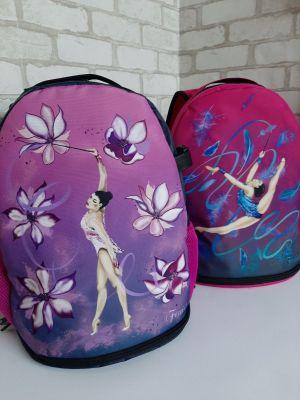 Рюкзак гимнастический с отделением для мяча Гимнастка