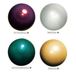 М'яч 'Jewerly' з блистівками Chacott, 17 см