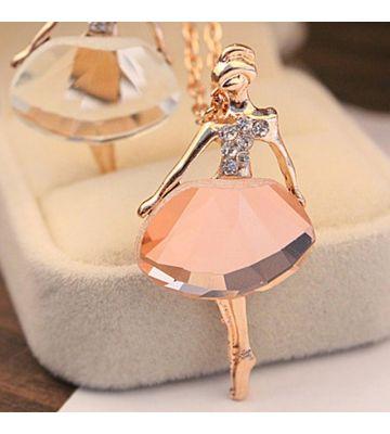 Сувенир кулон Танцовщица