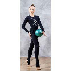 Футболка ДР гімнастка з мячем