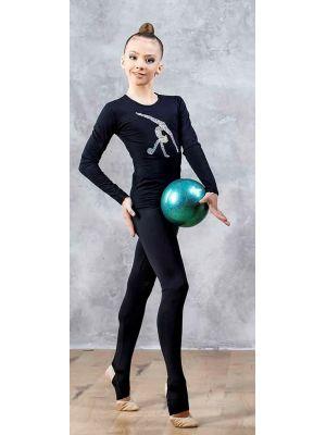 Футболка ДР гімнастка з м'ячем