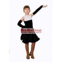 Рейтинговое платье (бейсик) 515