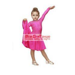 Рейтинговое платье (бейсик) 516