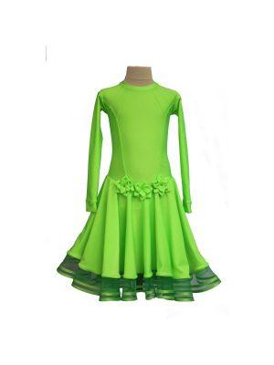 """Рейтинговое платье (бейсик) """"Алиса"""" 522"""