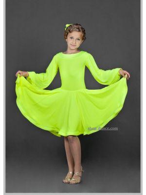 Платье бейсик № 824/1