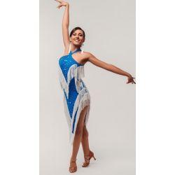 Сукня для латиноамериканських танців (без каміння) № 285/1