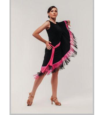 Платье для латиноамериканских танцев Fen № 217