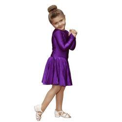 """Рейтингове плаття для бальних танців """"Віолетта"""" 501: за новими правилами"""