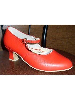 Туфли для народных танцев Саксес: 605-05