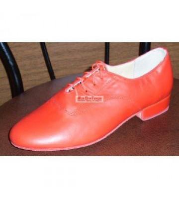 Мужские туфли для народных, социальных  танцев