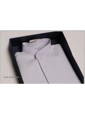 Рубашка комбидрес для бальных танцев фрачная № 915