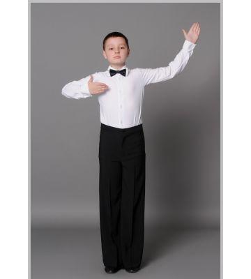 Рубашка для бальных танцев для мальчика № 911