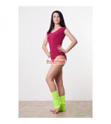Купальник гимнастический без рукавов ENS 712825