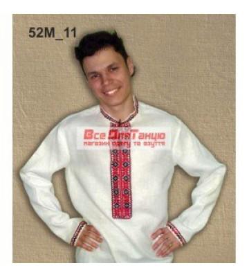 Мужская сорочка 52м-11
